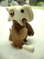 Cubone Commission. by Lord-Ackbar