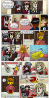 HH Audition: Part 3 by Corpse-Face