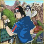 Itachi And Kisachu2 Edit 2015 by 0tatsuska0