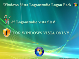 Logon Studio Vista Logon Pak by GeekGod4