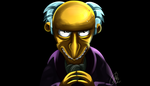 Charles Montgomery Burns by MissFuturama