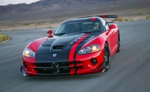 Dodge Viper SRT10 2009 by TheCarloos