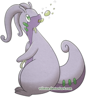 Pokeddexy: Day 3: Favorite Dragon by Volmise