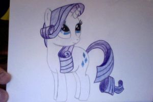 Colored Pencil Rarity by honkman7