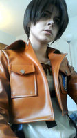 Eren Jaeger Cosplay (more tests) by The89thAlice