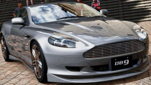 Austin Martin DB9 by whendt