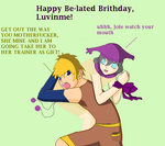 Late birthday gift for Luvinme by Beckyboo94s