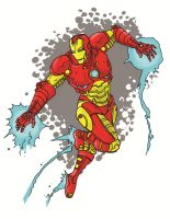 Ironman by warnoon