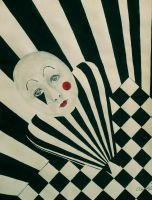 clown by ippenutt