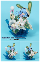 Yoshino and Yoshinon Figure by Damaged927