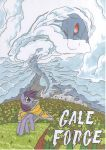 Gale Force cover by MohawkRex