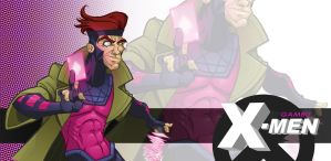Gambit Comp by thousandfoldart