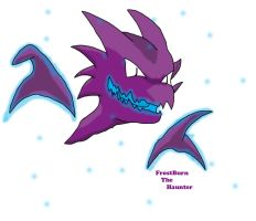 FrostBurn The Haunter by DrappingMalice