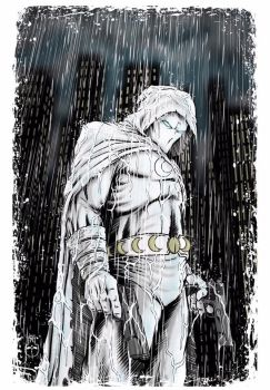 Moonknight by thedavemyers