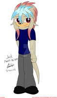 RP Anniversary: Jack by ReverseTheEclipse