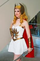 She-Ra: Princess of Power by FireLilyCosplay