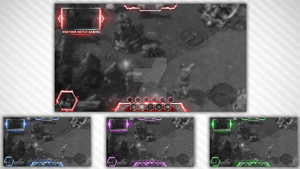 Another Notch Gaming - Heroes of the Storm Overlay by WhammoDesigns