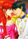 Ariel + Eric by tabeck