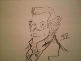 Time Lord? Why yes, I am. by BenSoulstone