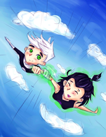 Fly Away by Pucchan0510