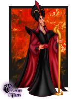Disney Villains: Jafar by Grincha