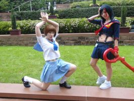 Kill la Kill 1 by ColumbiasCosplayers