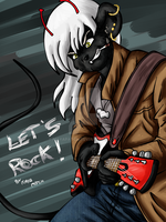Let's rock! by MayaPatch