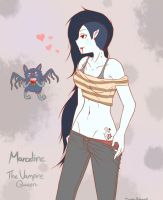 Marceline by MonsterPrincess5