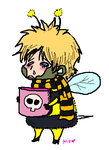 Sniveling Little Bumblebee by MuiNiu