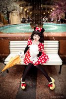 Minnie Mouse by Tink-Ichigo