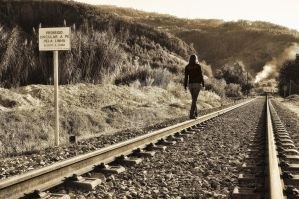 walk the line, get a fine by YouMan