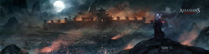 Assassin, the Incident of Xuanwu Gate by ChaoyuanXu