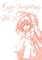 Merry xmas 2011 by Leenh
