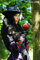 OUAT - The Evil Queen 02 by Itasil