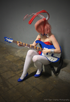 Haruko Guitar Solo by WildTigerCosplay