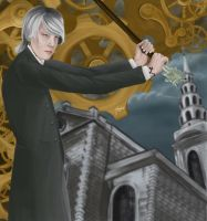 TID Part 2: Jem Carstairs by jeminabox