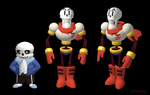 Papyrus Model by Smearg
