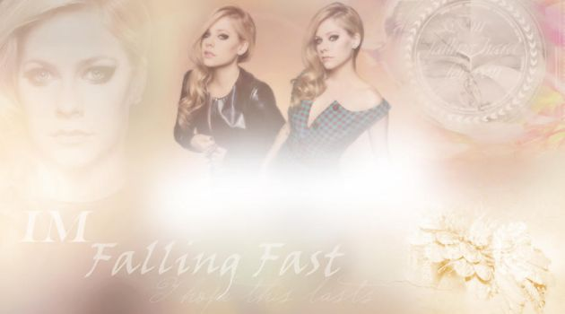 Avril Lavigne - Falling Fast by GarrusVak28