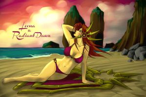 Leona The Radiant Dawn by Bubblecat