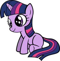 Filly Twilight - Original style by Quasdar