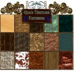Texture Patterns-couldn't upload, but direct link! by Space0ctopus