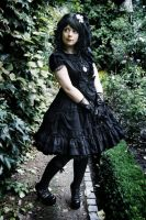 black lolita by Schattenspiele