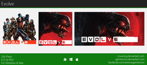 Evolve - Icon by Crussong