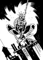 SPIDER-MAN DAILY SKETCH by future-parker