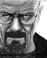 Walter White by Wanted75