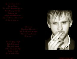 Flying High - Dominic Monaghan by immortal-angel19