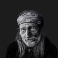 Willie Nelson by davincipoppalag