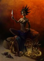 The witch by Nekorse