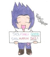 Sasuke Says.. by sparkly-purple-ninja