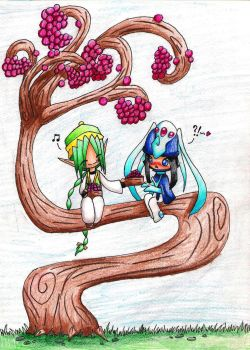 Some Fruits For You by littlecheese